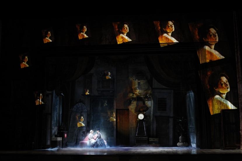Leanne Stojmenov, Lynette Wills, The Australian Ballet Cinderella 2013
