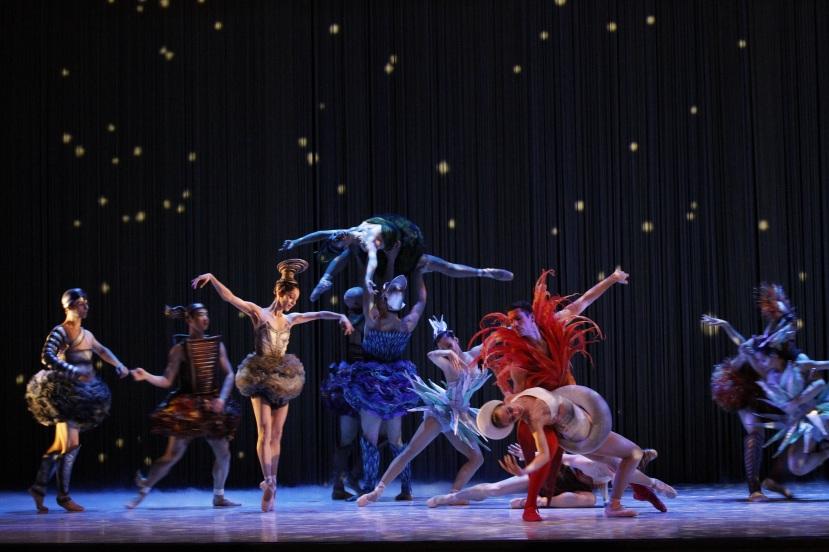 The Australian Ballet Cinderella, 2013