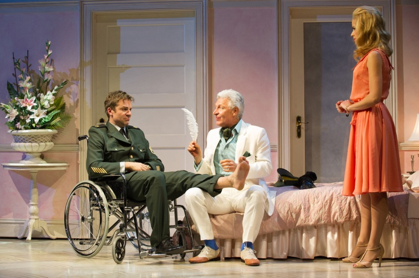 DIrty Rotten Scoundrels, Sydney 2013, Matt Hetherington, Tony Sheldon, Amy Lehpamer