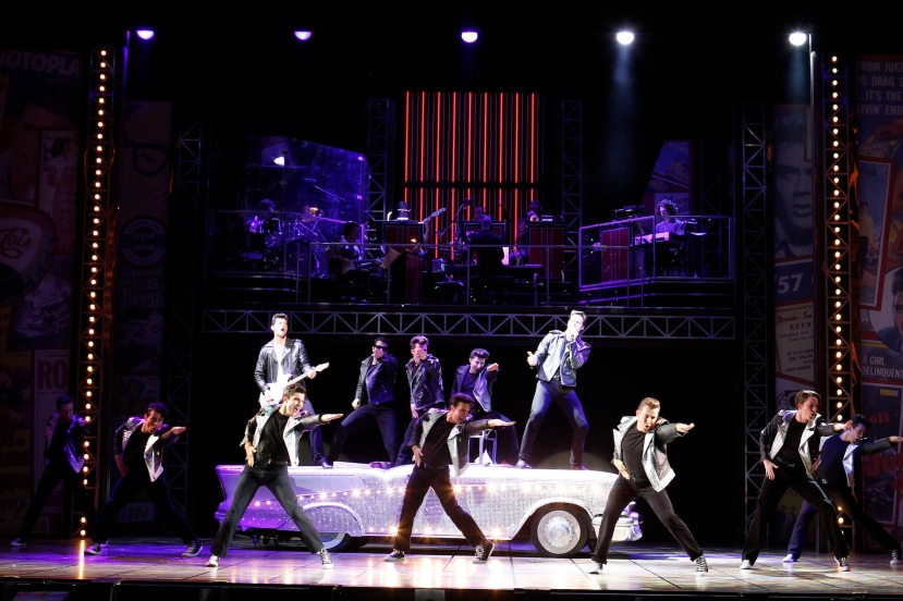 GREASE Sydney 2013 Greased Lightning