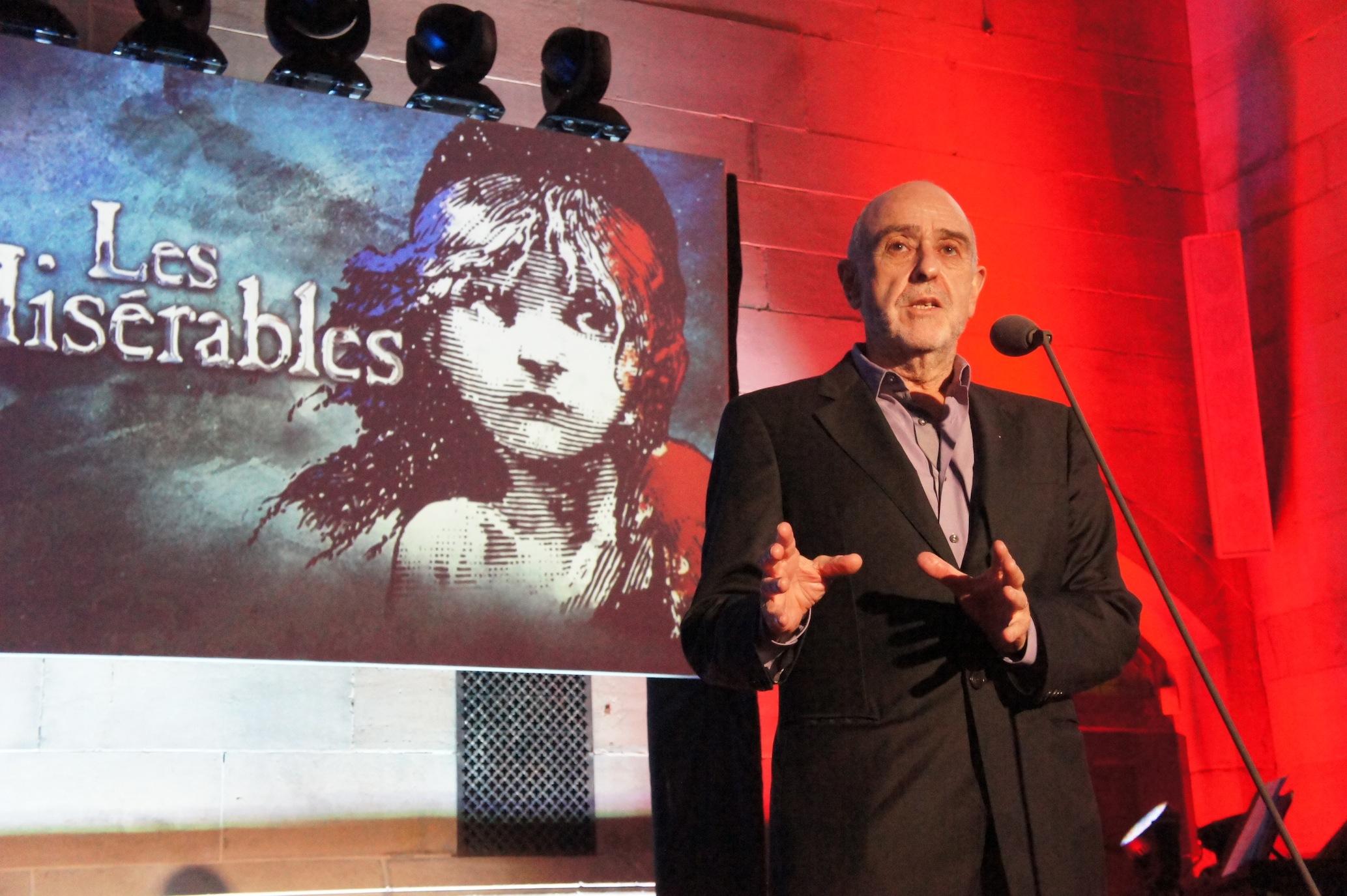 Les Misérables 2014 Melbourne Cast Announced – Simon Parris