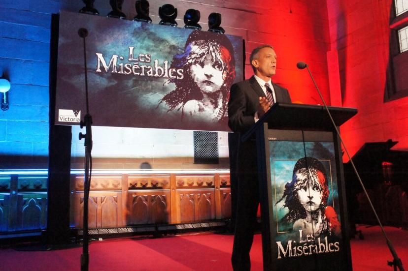Les Mis Melbourne 2014