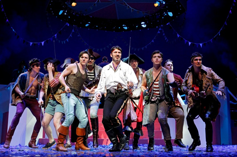 The Pirates of Penzance, The Production Company, Gareth Geegan, Adam Murphy and Pirates