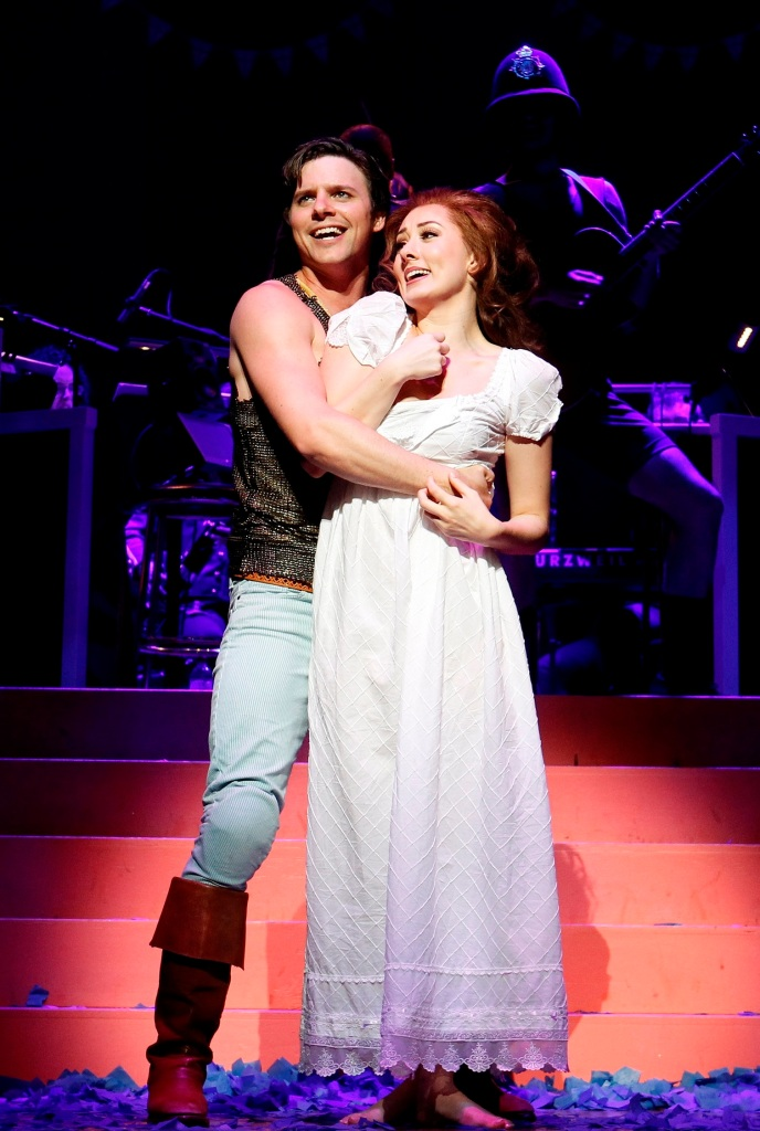 The Pirates of Penzance, The Production Company, Gareth Keegan and Claire Lyon