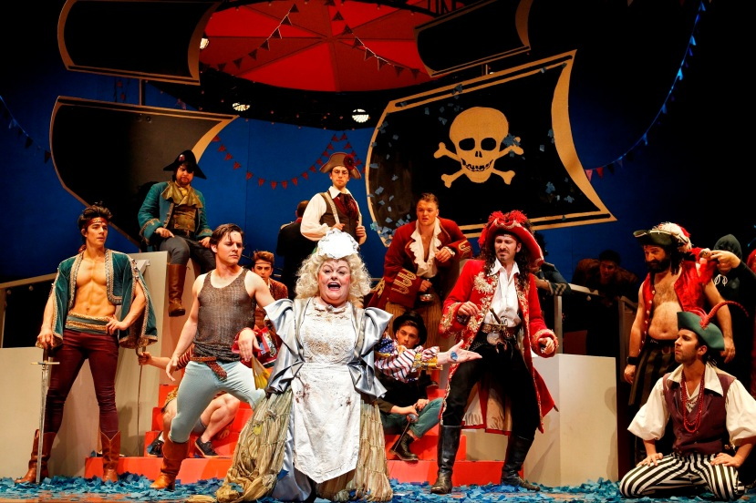 The Pirates of Penzance, The Production Company, Gareth Keegan; Genevieve Lemon, Adam Murphy, Pirates