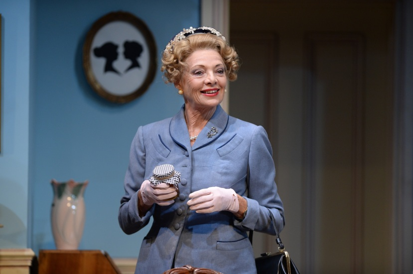 A Murder is Announced Australia, Carmen Duncan as Mrs Swettenham