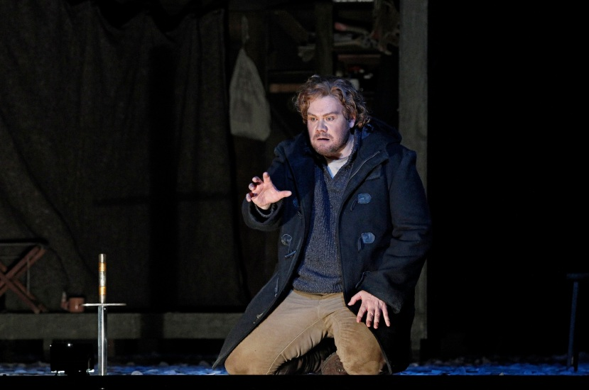 Melbourne Ring Cycle, Opera Australia 2013 Die Walkure, Stuart Skelton as Siegmund