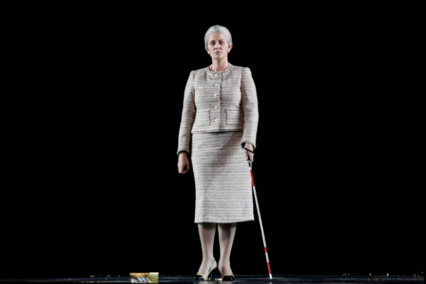 The Melbourne Ring Cycle Opera Australia 2013 Deborah Humble as Erda
