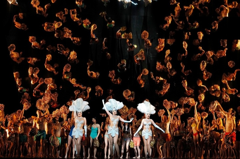 The Melbourne Ring Cycle Opera Australia 2013 Rhinemaidens