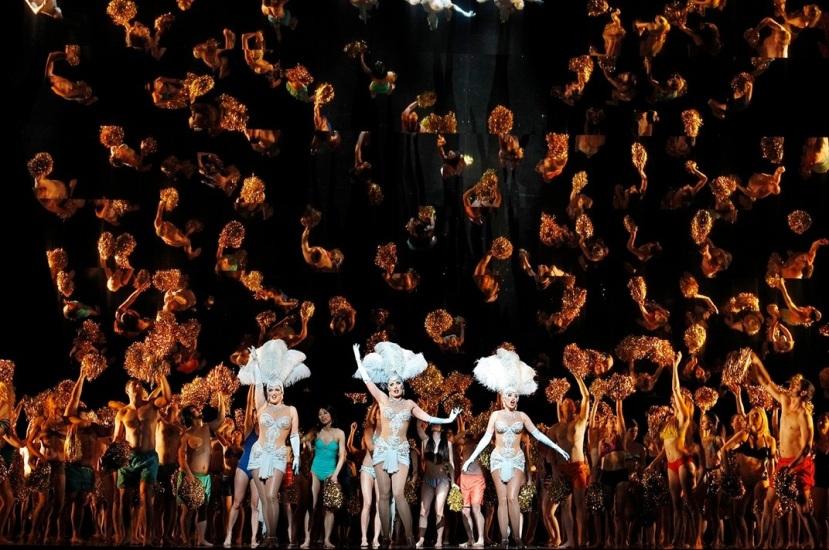 The Melbourne Ring Cycle Opera Australia 2013 Rhinemaidens