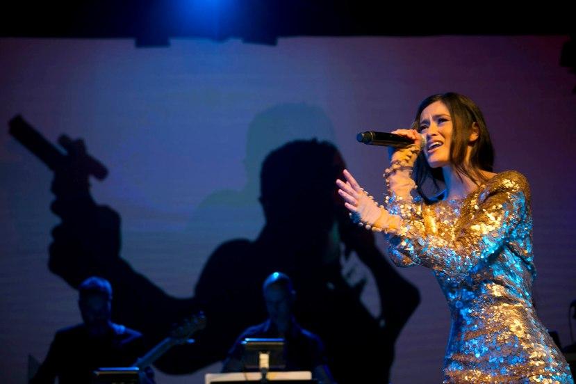The Songs of James Bond, Kyomi Vella