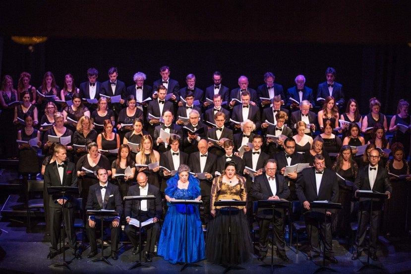 Rienzi, Melbourne Opera