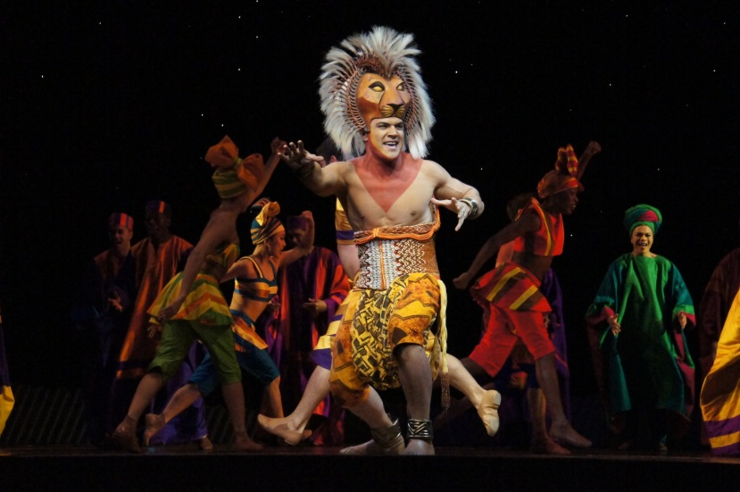 The Lion King Melbourne