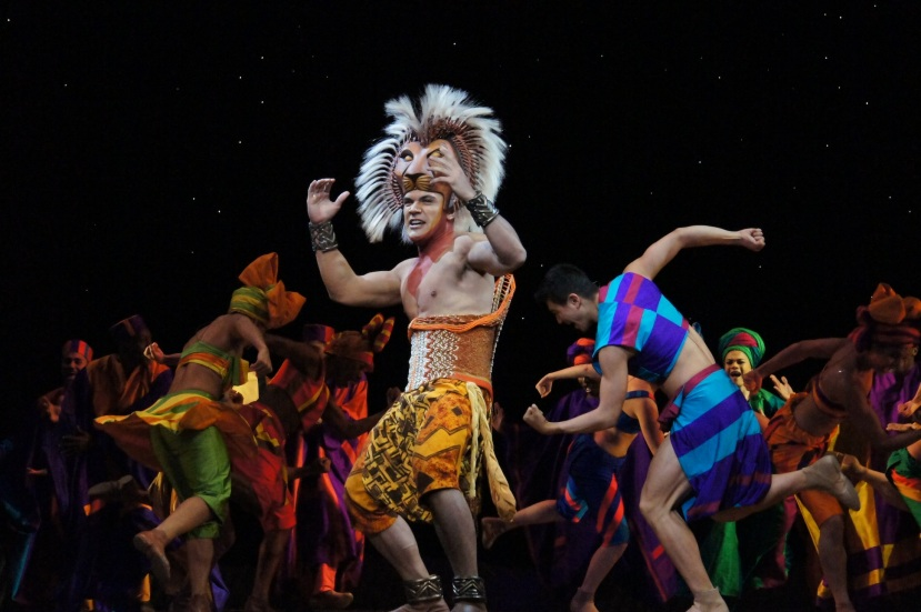 Lion King Melbourne