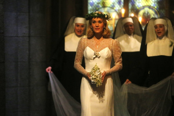 The Sound of Music Live! Carrie Underwood, Maria's wedding