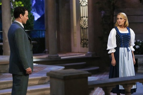 The Sound of Music Live! Stephen Moyer, Carrie Underwood