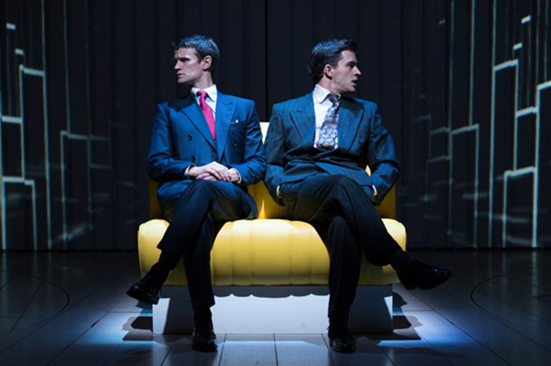 American Psycho musical, Matt Smith, Jonathan Bailey