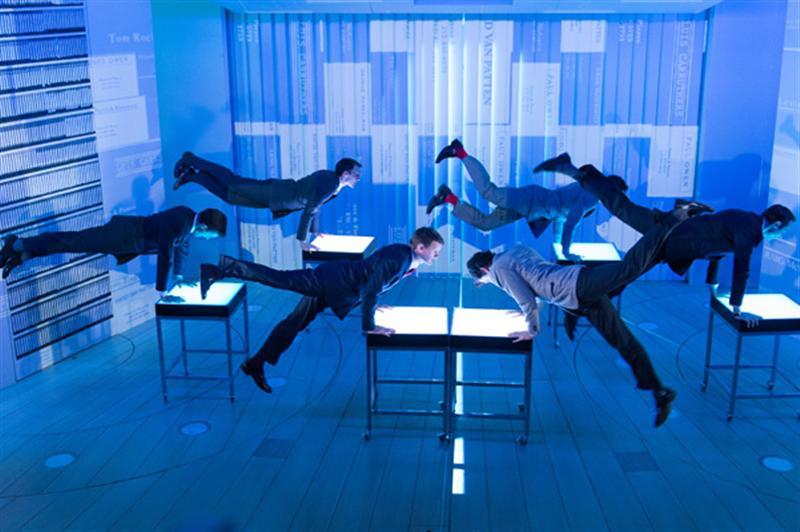 American Psycho musical, Matt Smith, male company