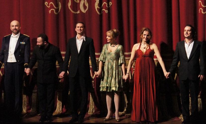 Bayerische Staatsoper, Eugene Onegin, Opolais