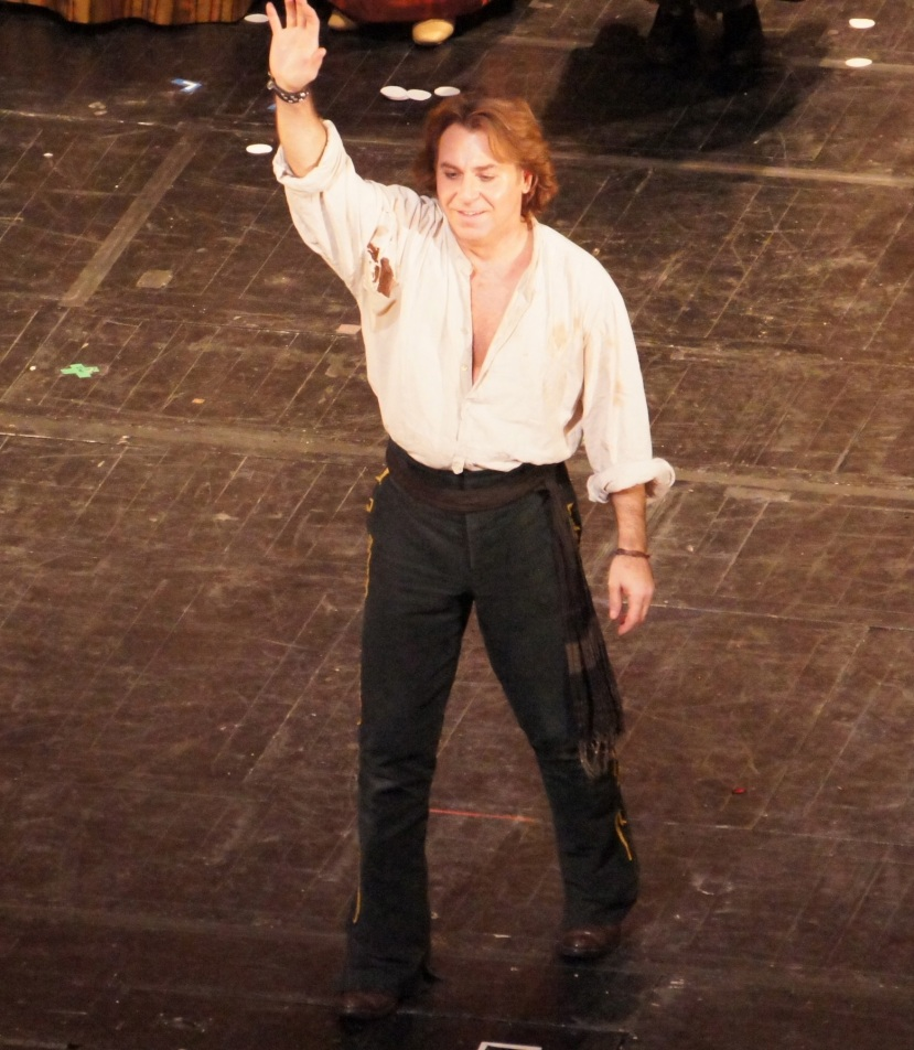 Carmen, Royal Opera House, Alagna