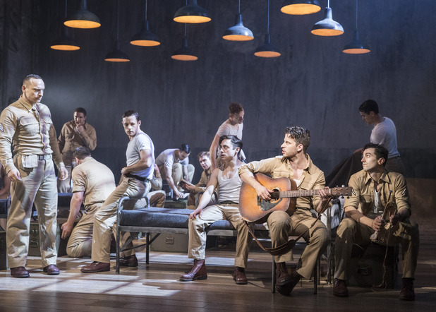From Here to Eternity company G