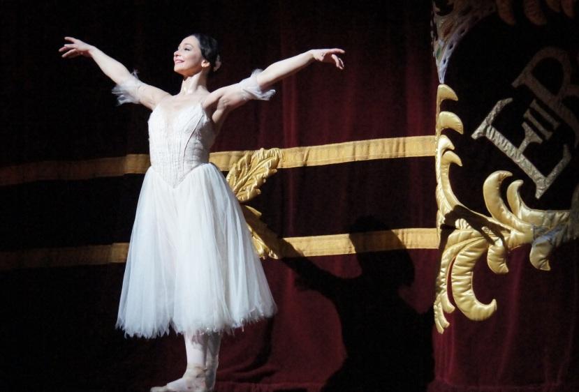 Giselle, Royal Ballet, Marquez