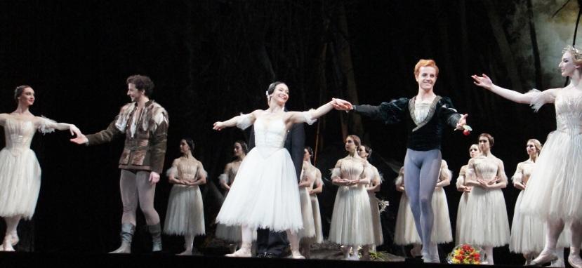 Giselle, Royal Ballet, Marquez, McRae