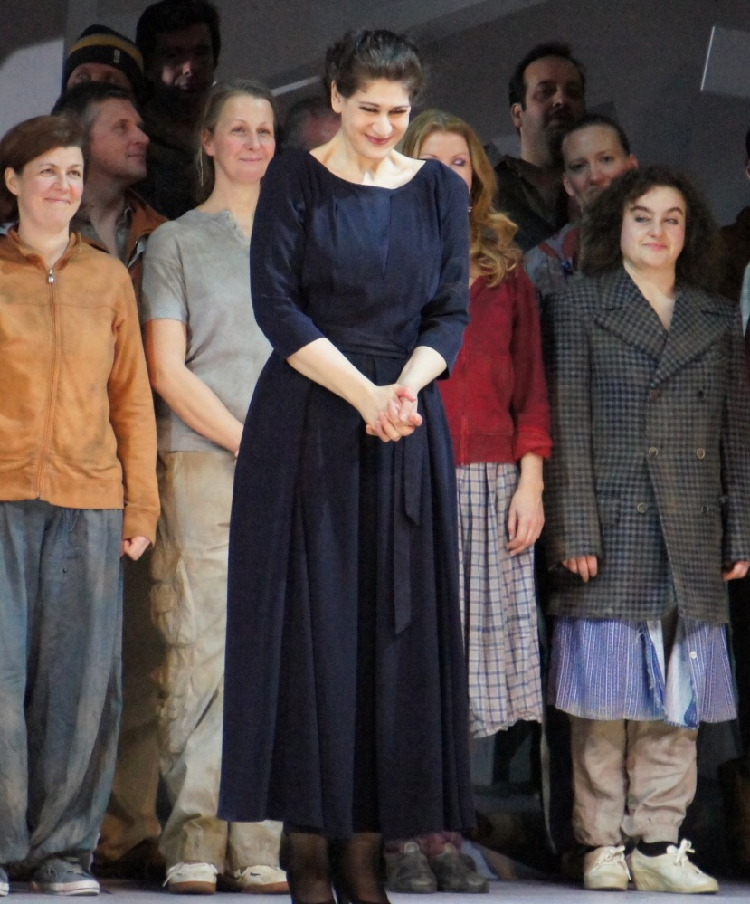 La Forza de Destino, Bavarian State Opera, Harteros