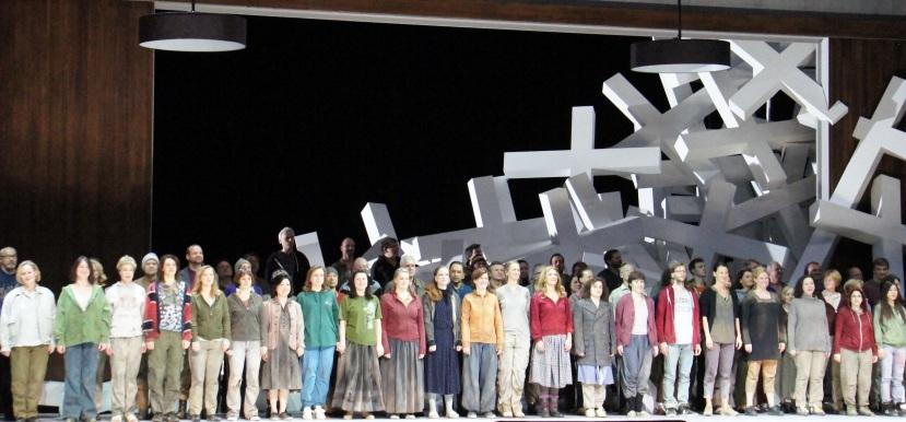 La Forza de Destino, Bavarian State Opera
