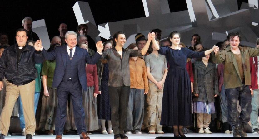 La Forza de Destino, Bavarian State Opera, Kaufmann, Harteros