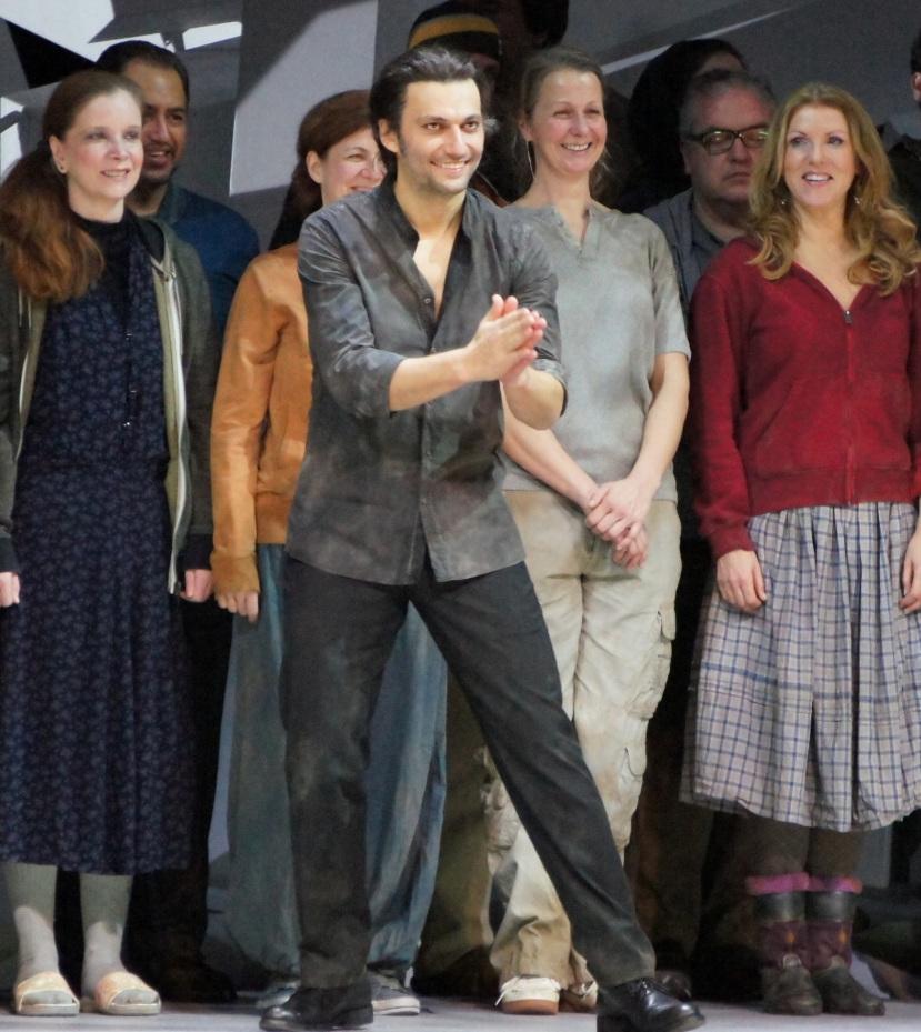 La Forza de Destino, Bavarian State Opera, Kaufmann,