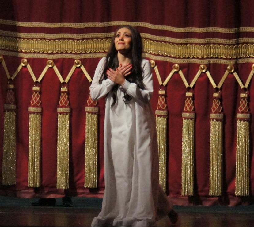 Bayerische Staatsoper, La Traviata, Perez