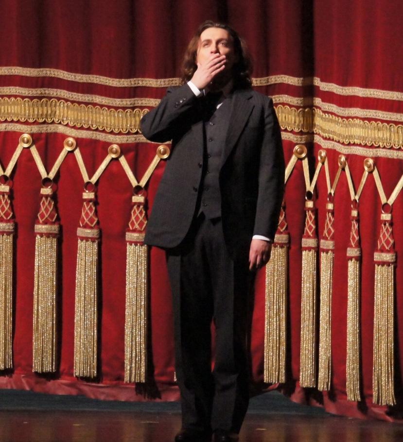 Bayerische Staatsoper, La Traviata, Magri