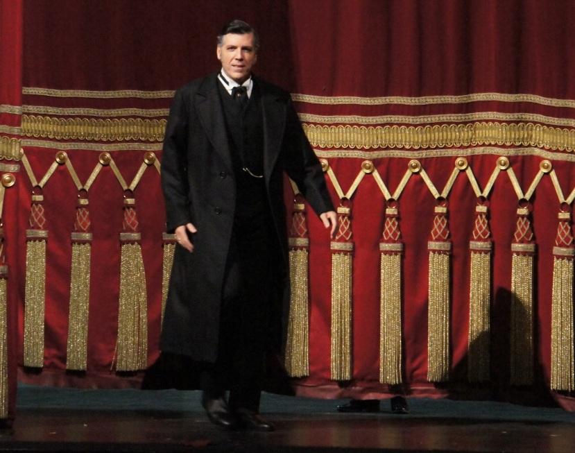 Bayerische Staatsoper, La Traviata, Thomas Hampson