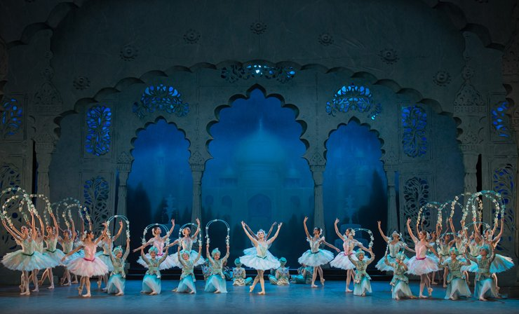 Le Corsaire, 2014, English National Ballet