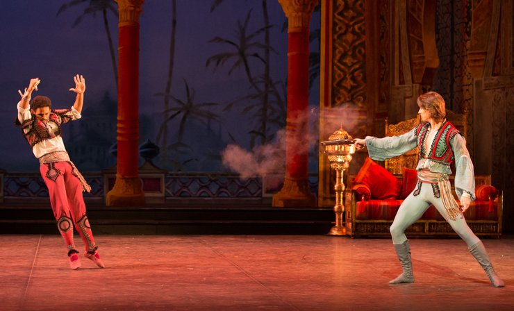Le Corsaire, English National Ballet, Coliseum