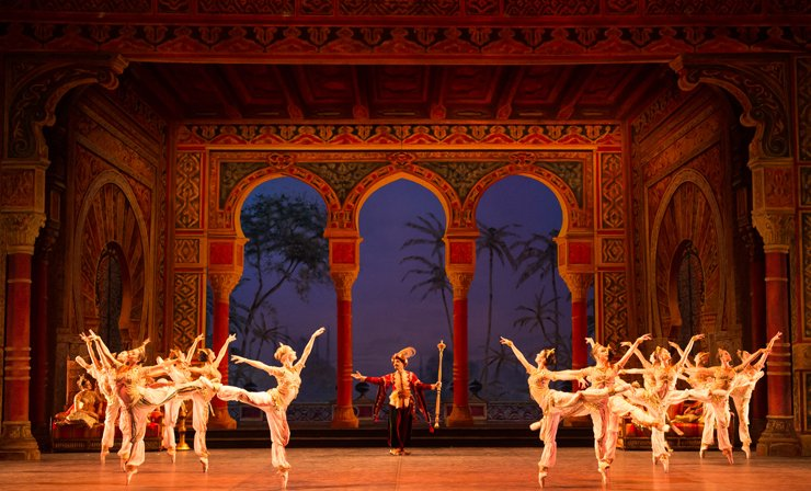 Le Corsaire, English National Ballet, London