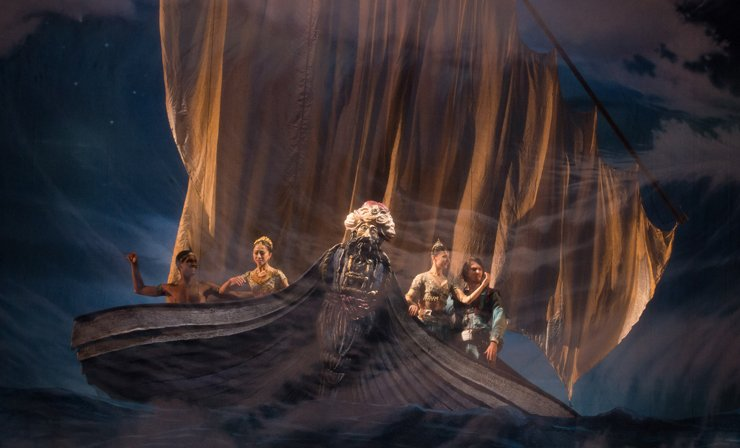 Le Corsaire, English National Ballet