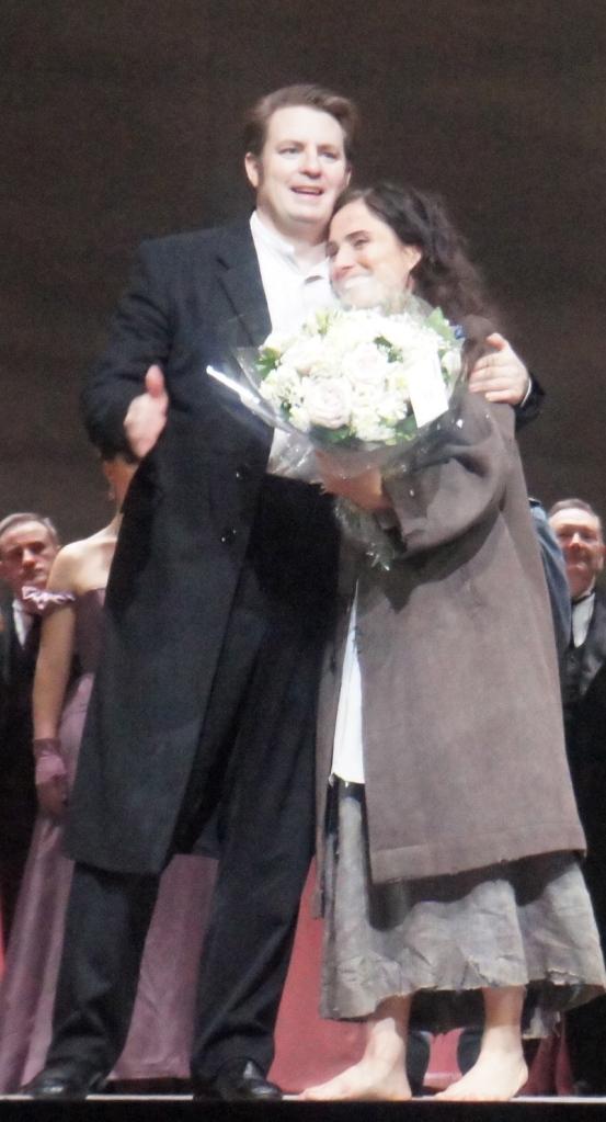 Manon, Royal Opera House 2014
