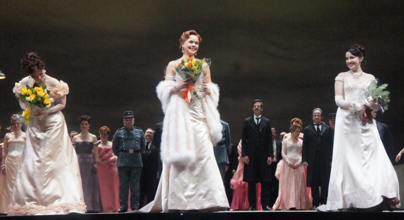 Manon, Royal Opera House 2014