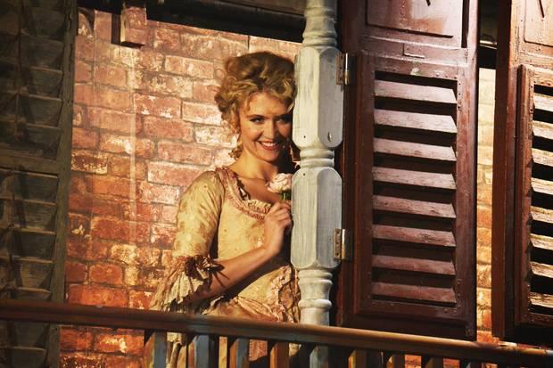 Menier Chocolate Factory Candide Scarlett Strallen