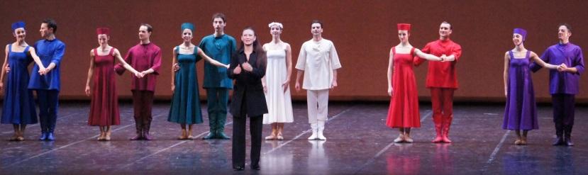 Serata Ratmansky, La Scala