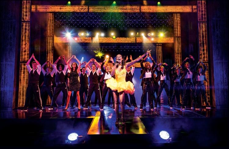 The Bodyguard musical London, Adelphi Theatre