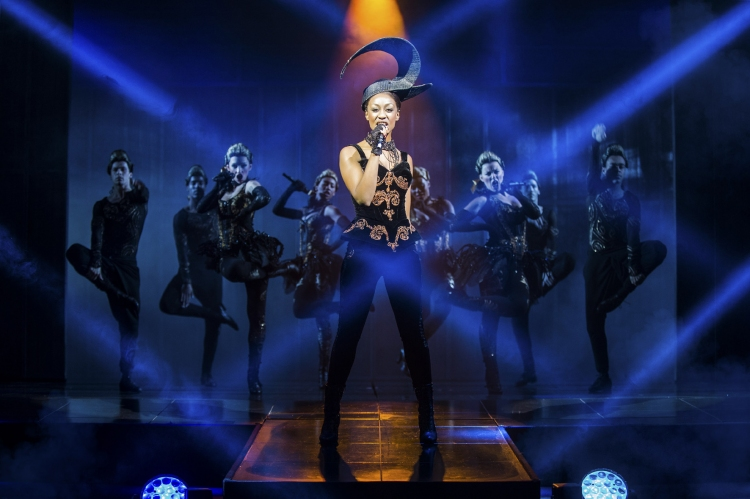 The Bodyguard musical London Beverley Knight