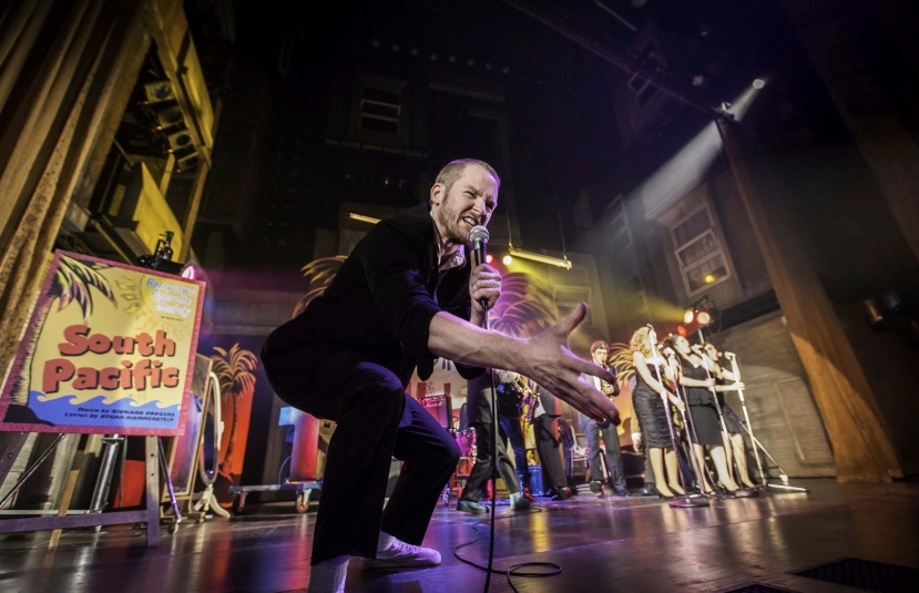 The Commitments musical, Palace Theatre, London, South Pacific