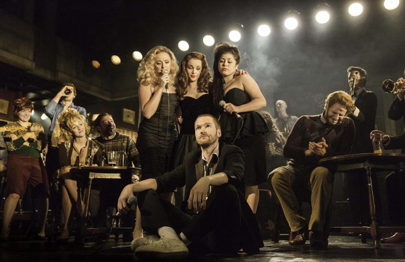 The Commitments musical - Palace Theatre, London