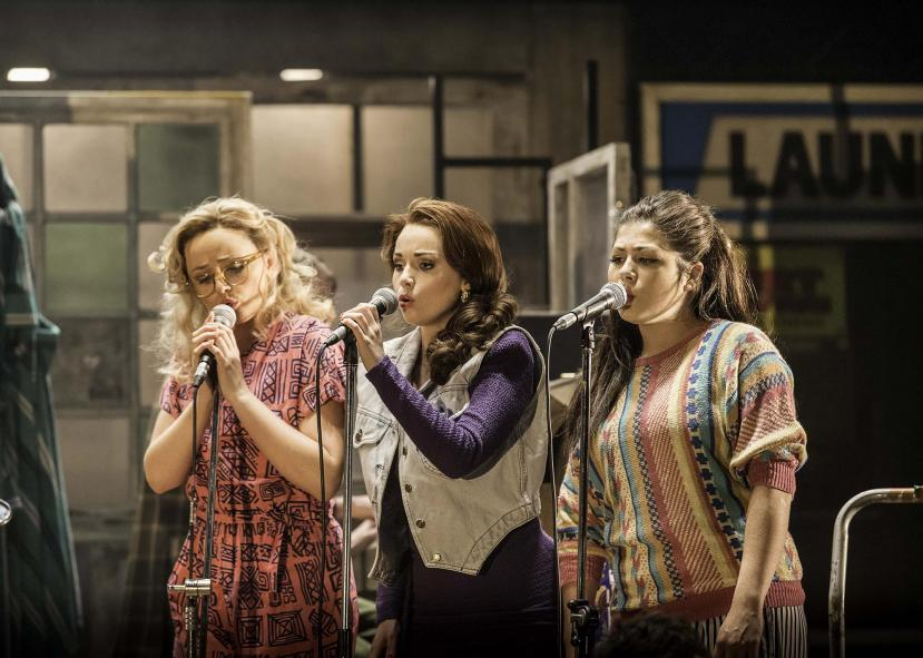 The Commitments musical, Palace Theatre London