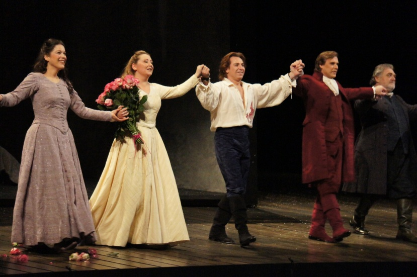 Werther, Paris Opera, Alagna