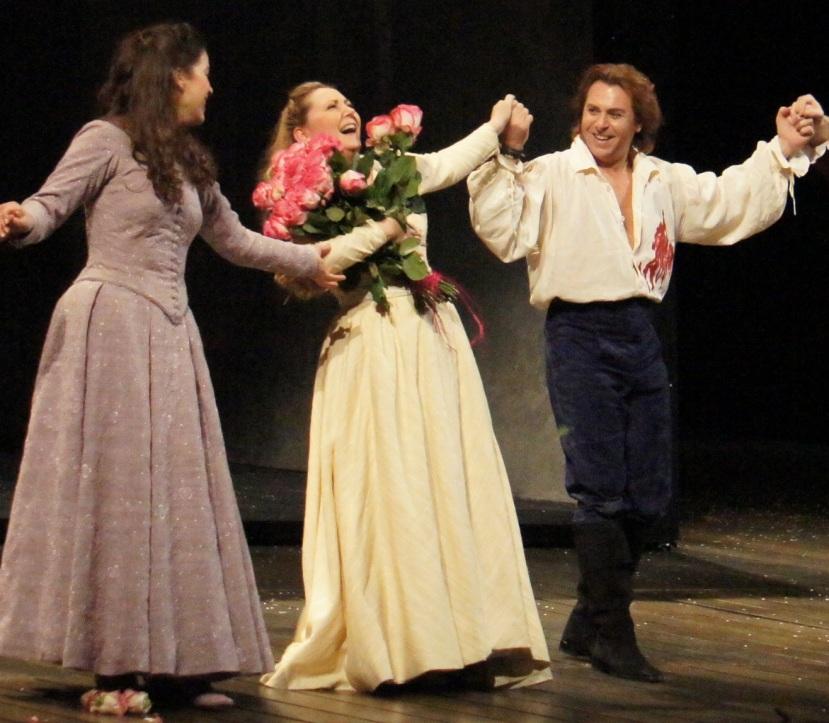 Paris Opera, Werther, Deshayes, Alagna