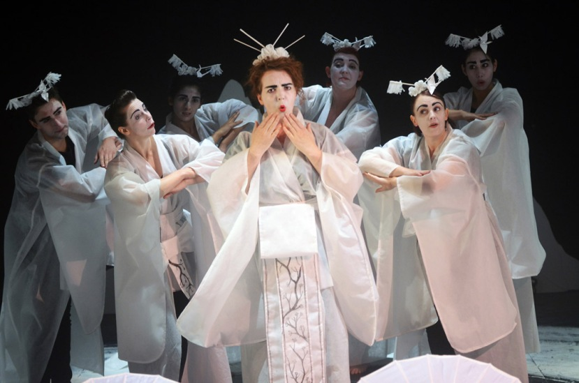Pacific Overtures Melbourne 2014